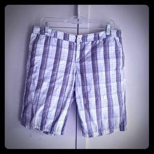 Plaid shorts Vans Large